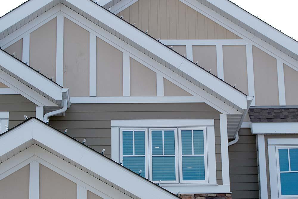 Hardie Plank Estate Exteriors